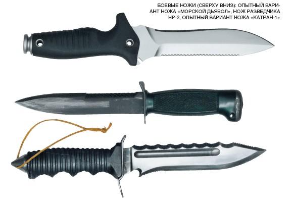 Как сделать боевой нож