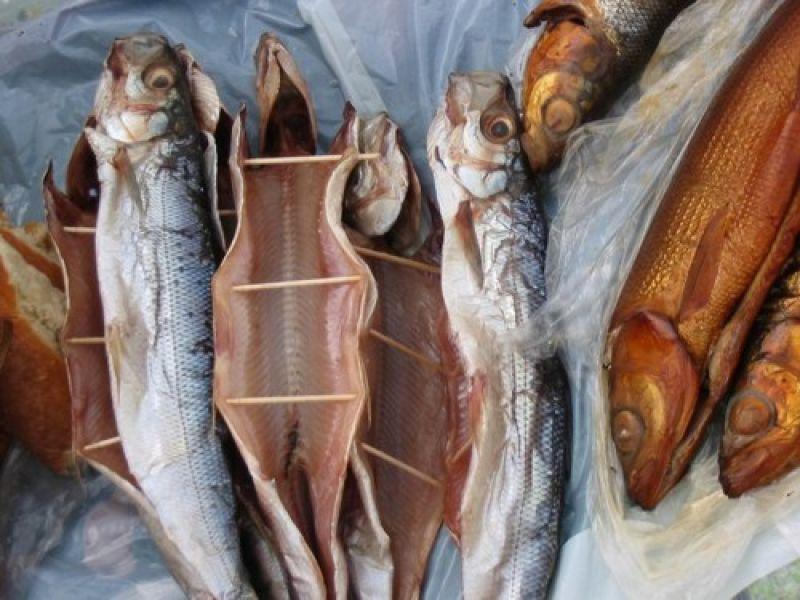 Отравление копченой рыбой симптомы и лечение