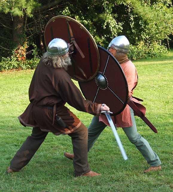 Боевые щиты своими руками